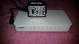 Коммутатор D-Link DES-1008A
