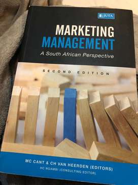 Marketing Management A South African Perspective