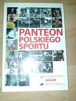 Panteon polskiego sportu nowa zafoliowana