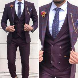 MENS IMPORTED 3piece SUITS