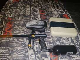 Planet eclipse geo electronic paintball marker
