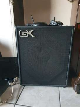 "Gallien Krueger MB115 200watt 15"" bass combo amp for sale"