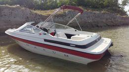 Американский катер Maxum с mercruiser и гаражом для катера на 9 прича