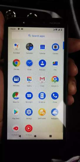 Nokia C1, powered by android 9. Good condition.