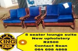 5 seater couch