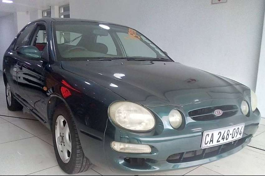 1999 Kia Shuma For Sale! 0