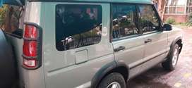 2002 Landrover Discovery II TD5