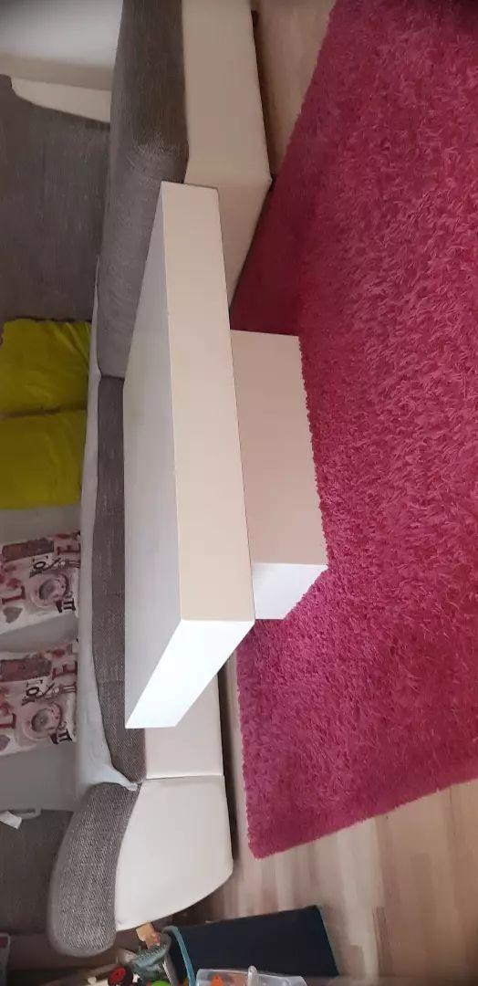 Stol bjeli stol 100x80 0