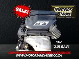 TOYOTA RAV 4 1AZ ENGINE @ MOTOR & MORE PE