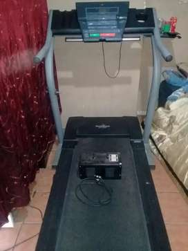 Nordictrack exp1000i incline with power supply and cut off switch
