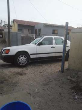 Mercedes-Benz W124 for sale