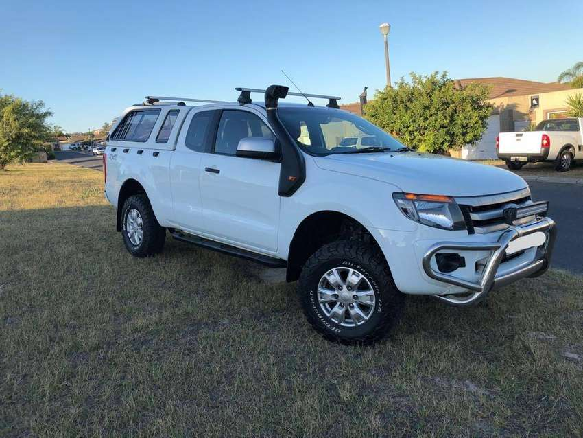 2014 Ford Ranger Supercab 4x4 3.2 Auto Diesel (LOW KM) 0
