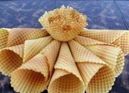 сладкие рожки креманки