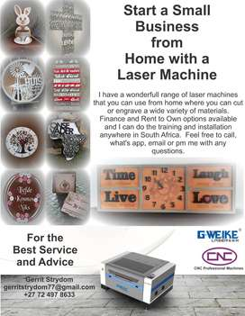 Laser Cutter for Sale