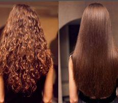 Услуги парикмахера! Выпрямление волос!Маникюр!