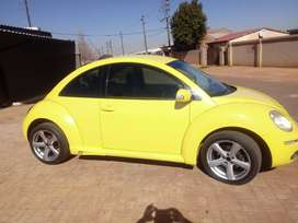 VW Bettle 2.0 for sale and available