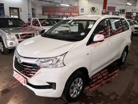 2018 Toyota Avanza 1.5 SX with Full Service History