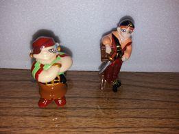 Игрушка из Киндер сюрприза. Пираты.