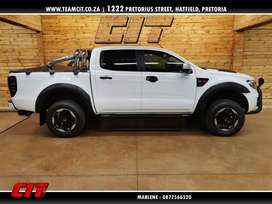 2012 Ford Ranger 2.2 TDCi XLS Double-Cab