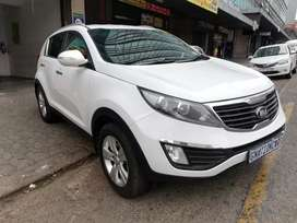 Kia sportage 2.0 AUTO 2012 for SELL