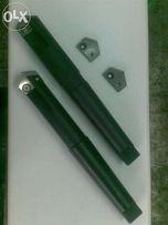 Сверло для сверления рельс Р-50 и Р-65 d=22,32,36мм, полотна для РМ5ГМ
