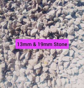 Building stone 19mm and 13mm