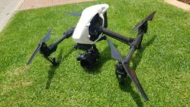 Dji Inspire 1 Pro Cinematic Drone with Zenmuse X5 Camera x5 C