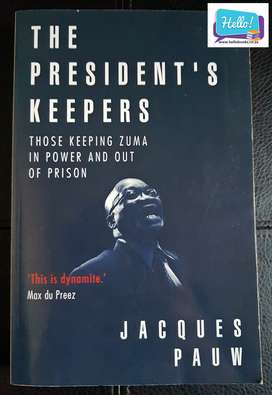 Jacques Pauw The President's Keepers