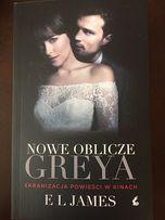 Nowe oblicze Greya E L James niższa cena