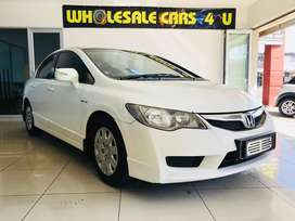 1 owner honda civic automatic 1.8 lxi