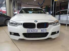 BMW 320d M performance in a very good condition