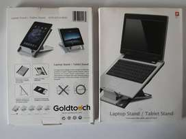 Goldtouch Laptop Stand or Tablet Stand. Brand new in a box. Sealed.