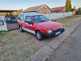 Ford Bantam Leisure 1.6 Bakkie  - Neat and Perfect Business Vehicle