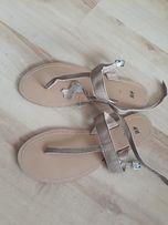 Nowe sandały Skóra Naturalna H&M r.40