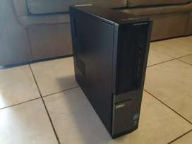 Dell 990 desktop (included Logitech keyboard and mouse)