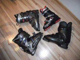 buty narciarskie - rozne rozmiary