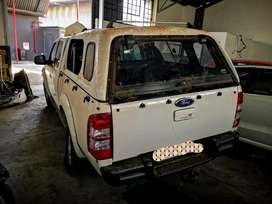 Stripping of 2009 Ford Ranger 3.0 Tdci WEAT Engine with papers