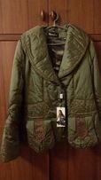 Дешево!Новая демисезонная курточка-48-50р.