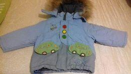 Зимний фирменный костюм Kiko (Германия)