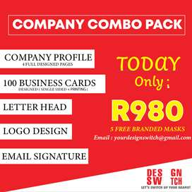 Business Combo Pack