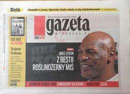 Mike Tyson - artykuły prasowe