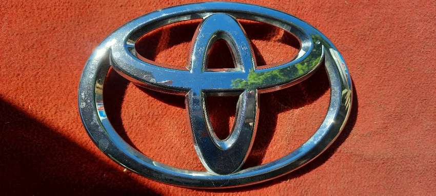 Toyota Hilux Gd6 front grill Badge for Sale Gd6 Fortuner 0