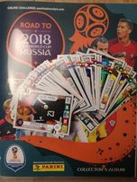 Karty FIFA World Cup Road to Russia 2018