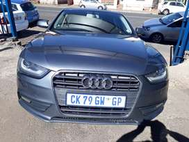 2013 Audi A4 (2.0) TDI Automatic With Service Book