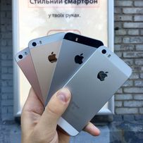 Apple iPhone SE|5 /16GB/32GB Neverlock Space Grey/Silver/Gold Гарантия