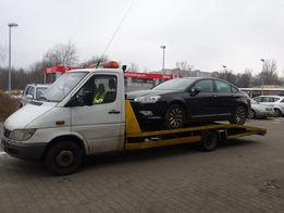 Autopomoc TANIO! Transport autolaweta pomoc drogowa laweta dłużyca!
