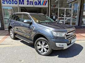 2019 Ford Everest 3.2 LTD 4×4 Auto