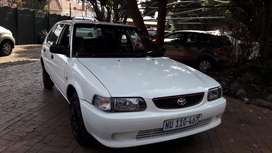 Toyota Tazz 1.3 Hatchback Manual For Sale