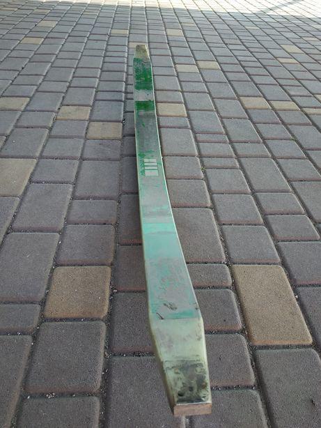 Передняя рессора, лыжа на Mercedes Benz sprinter w906 Запорожье - изображение 1