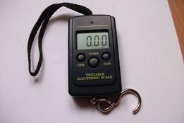Кантер(бэзмэн), электронные ручные весы до 40кг (точность 10гр)